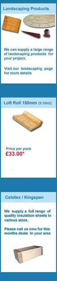 150mm Fibreglass loft insulation roll 14 packs for only £275.80 +VAT