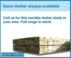 call us for prices on all sawn timber